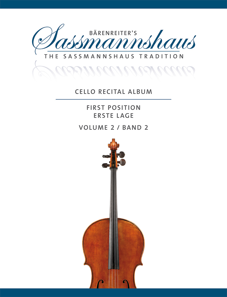 Cello Recital Album, volume 2