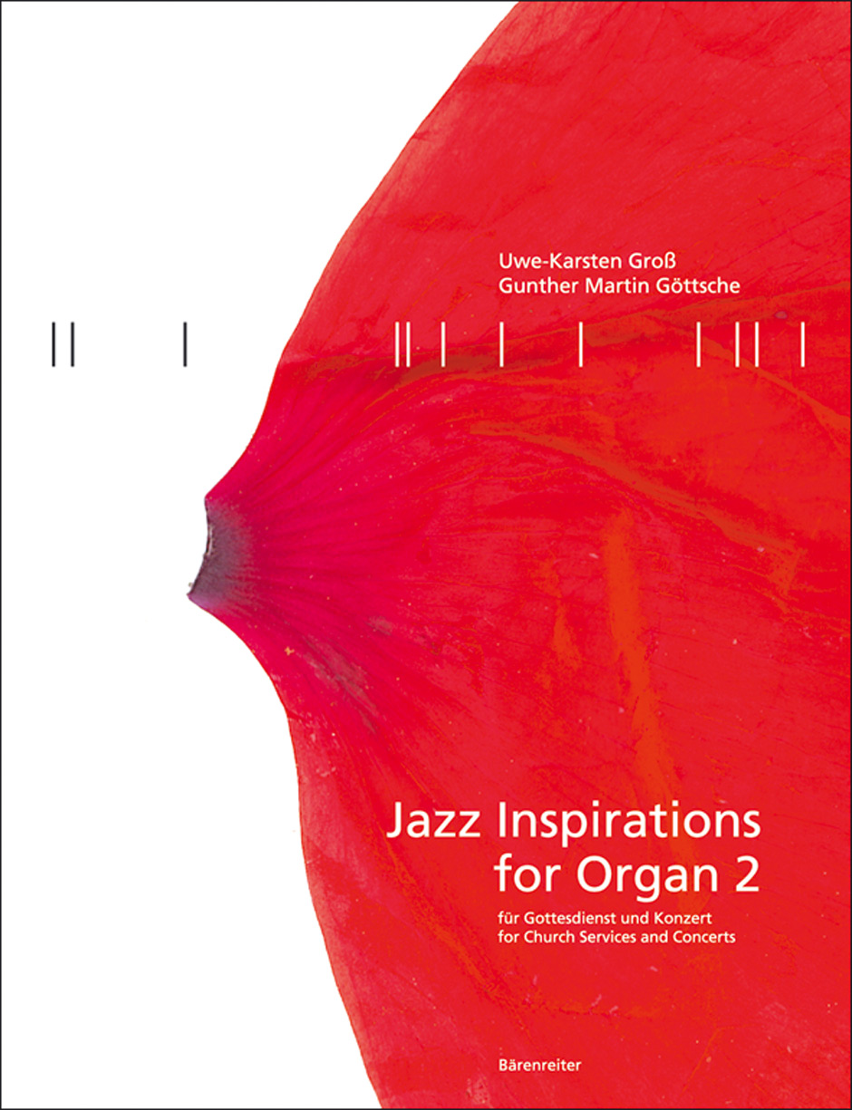 Jazz Inspirations for Organ 2