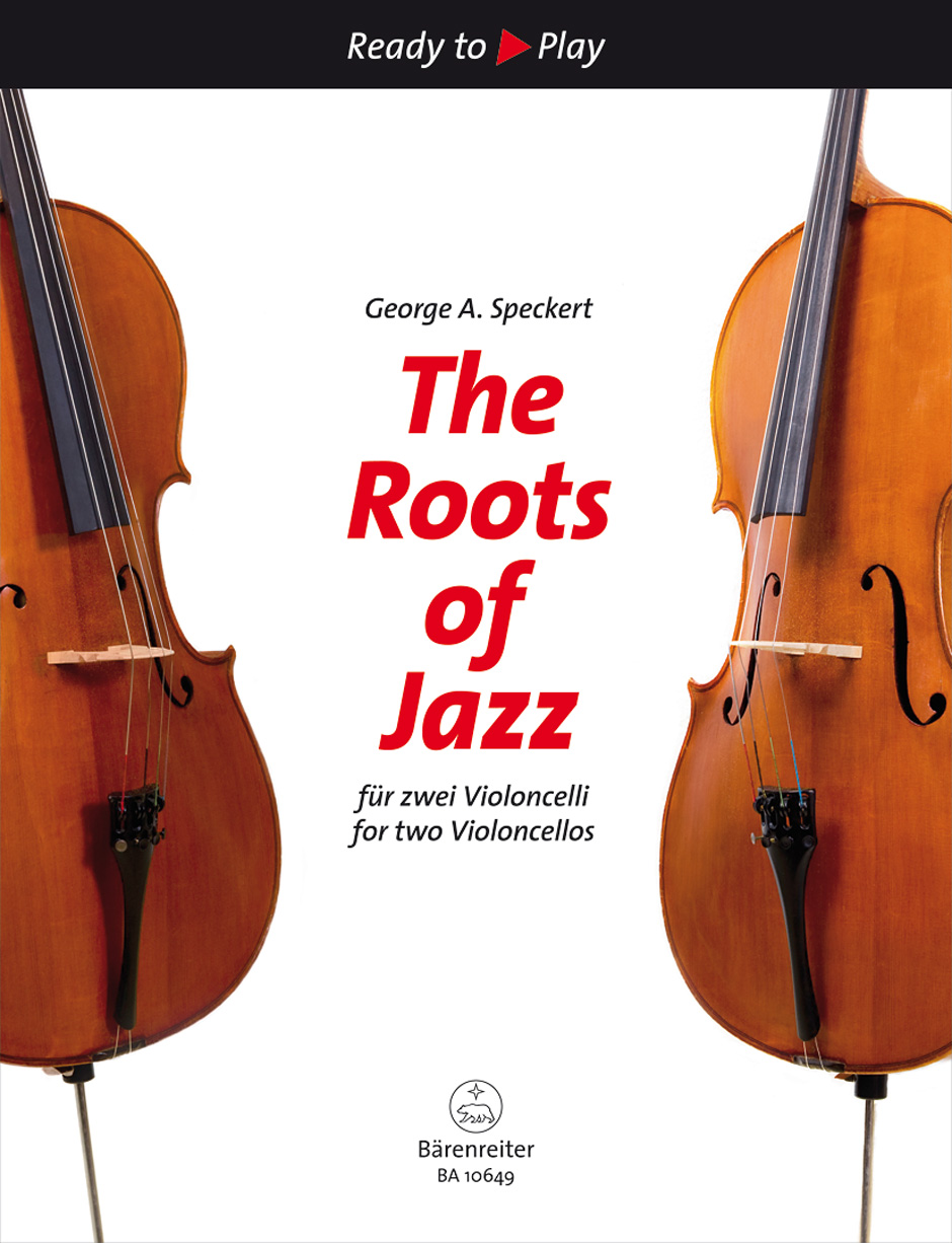 The Roots of Jazz for two Violoncellos