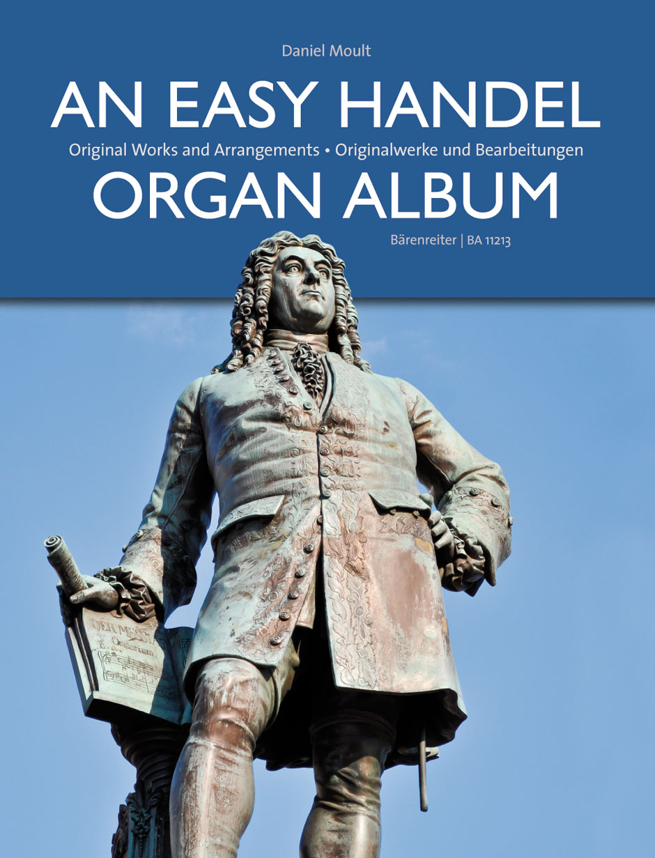 An Easy Handel Organ Album